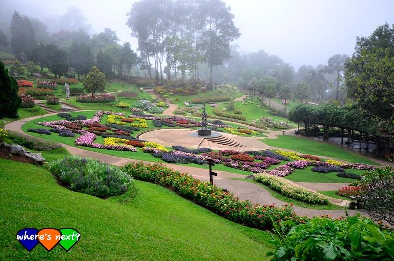 Doi Tung, Chiang Rai